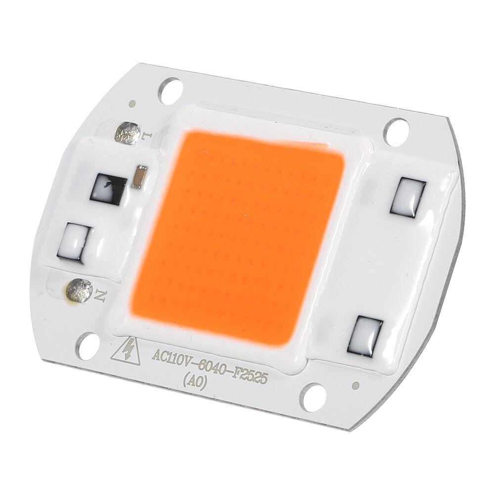20/30/50W Full Spectrum LED COB Chip Grow Light Plant ...