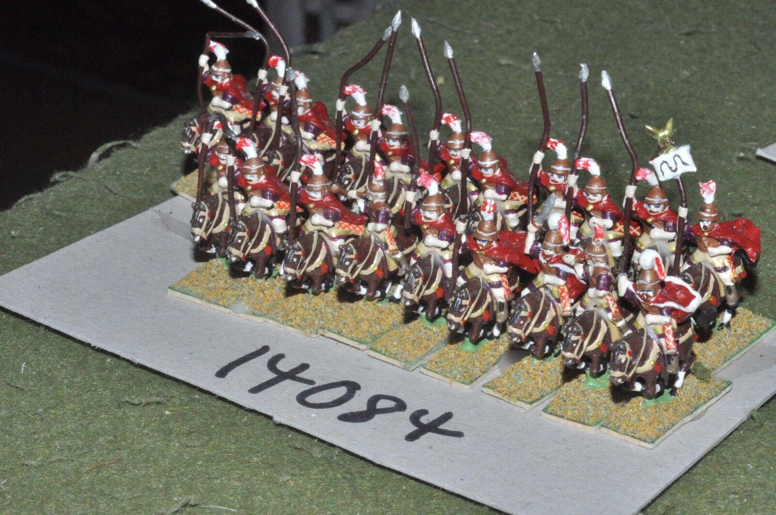 15mm roman era   selucid - cavalry 18 cavalry - cav (14084)