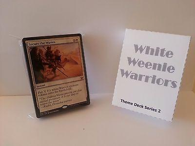 MTG Modern /& Theme Decks White Black Warriors Khans Magic the Gathering