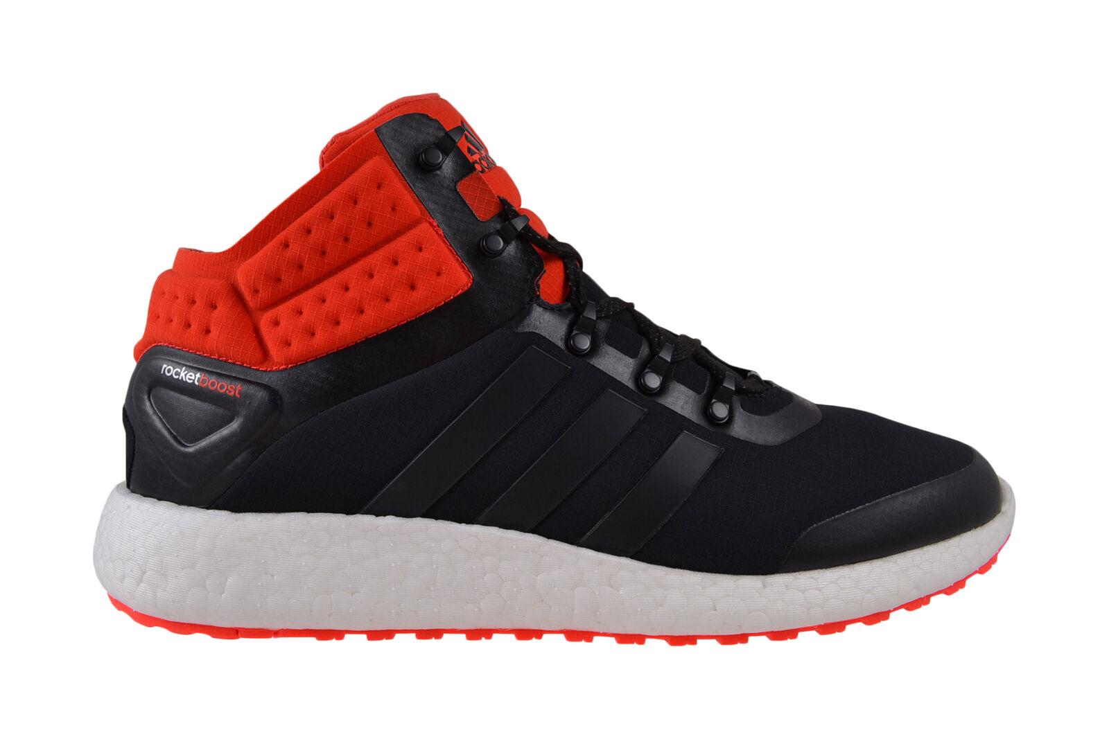 Adidas climaheat Rocket Boost mc m negro rojo blanco zapatilla de deporte zapatos negro b23117