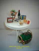 Miniature Christmas Hamper