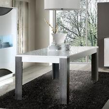 ess und k chentische in wei ebay. Black Bedroom Furniture Sets. Home Design Ideas