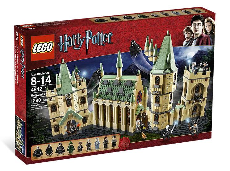 Lego Harry Potter Poudlard Castle set 4842 Factory sealed box