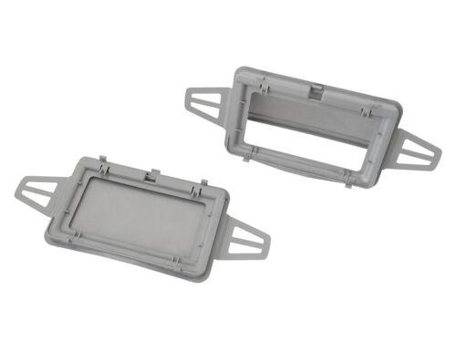 SANS MIRROIR G+D 2x MERCEDES W210 95-03 W211 02-09 PARE-SOLEIL COUVERCLE CACHE