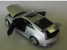 1/18 KYOSHO  Cadillac CTS Coupe 2010  SILVER  ITEM: G005S