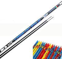 Avanti Carp Pole Fishing Pole Carbon + 2 Spare Power Top 2 + 14 Carp Pole Rigs