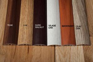 Image Is Loading 12 Colours Wood Effect Door Edging Floor Trim