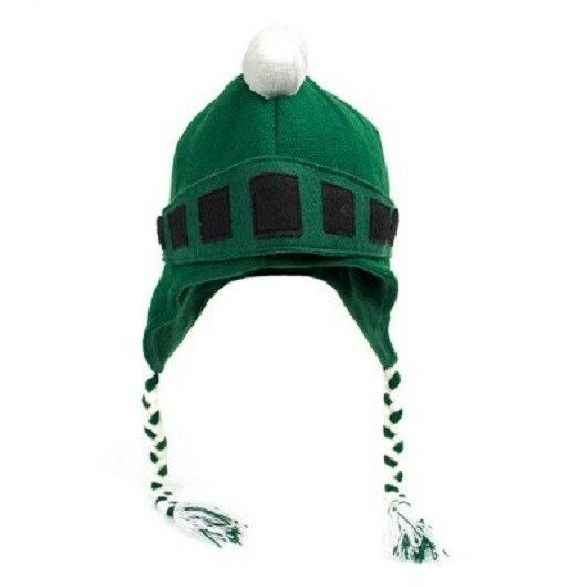 Buy Michigan State MSU Spartans Winter Ski Laplander Hat Mascot Sparty Gift  online  ed2bfb027d2