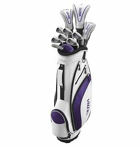 Club De Golf Wilson : wilson ultra womens ladies right handed complete golf club ~ Pogadajmy.info Styles, Décorations et Voitures