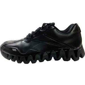 a870a49ca6d036 Image is loading NEW-REEBOK-ZIG-ENERGY-REFEREE-SHOES-MATTE-BLACK-