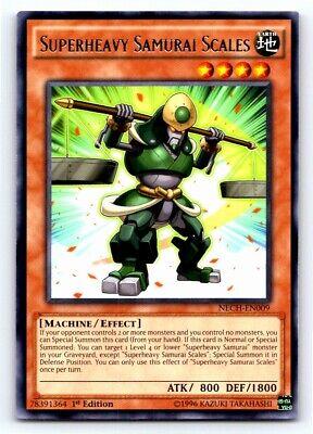 DUEA-EN013 Rare M//NM Condition YUGIOH Card Superheavy Samurai Big Benkei