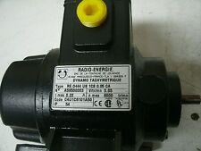 RADIO ENERGIE TACHOMETER  RE.0444 US QCS 0.05 CA N MAX 6000 NEW