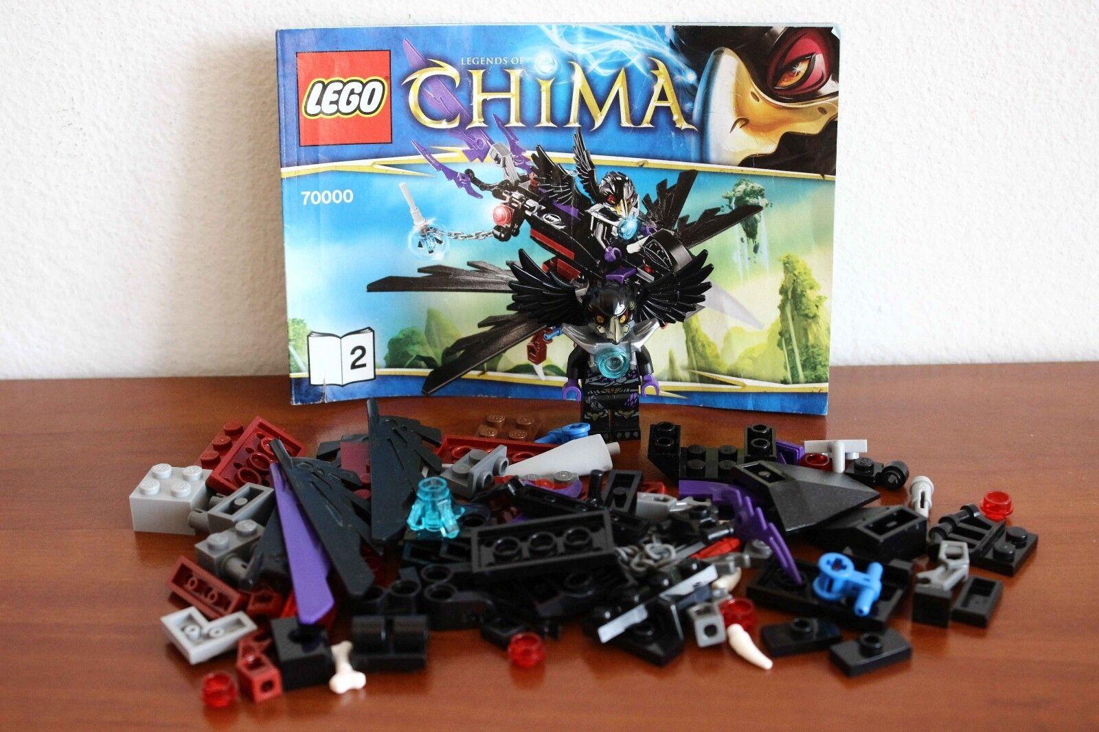 LEGO LEGENDS OF CHIMA RAZCAL/'S GLIDER MINIFIGURE SET 70000 *BRAND NEW SEALED*