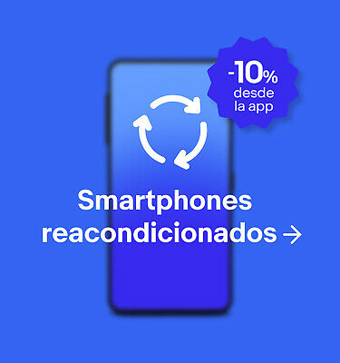 Smartphones reacondicionados