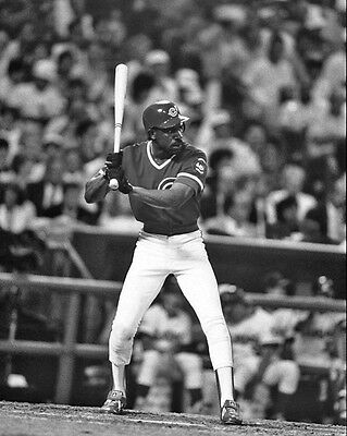 Chicago Cubs ANDRE DAWSON Glossy 8x10 Photo Baseball Print Poster HOF 2010