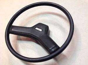 1984 1985 1986 Chevy GMC Sprint El Camino Steering Wheel (Black)