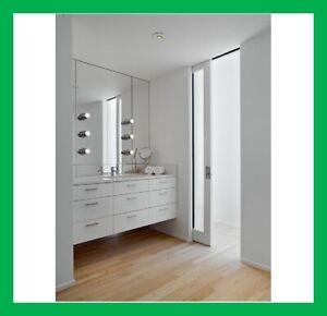Details About Pc Henderson Single Sliding Pocket Cavity Wall Door Hideaway Kit For 60kg Doors