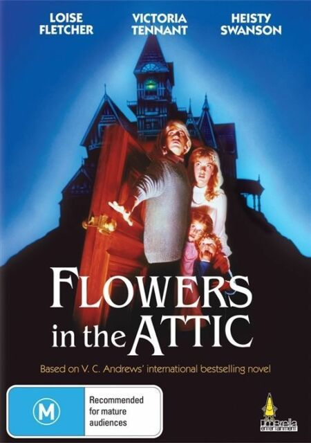 FLOWERS in the ATTIC (Louise FLETCHER Victoria TENNANT Kristy SWANSON) DVD