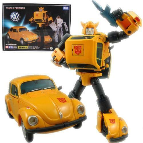 Transformers Masterpiece MP-21 Bumblebee Beetle Takara Tomy  17