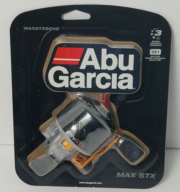 Abu Garcia MAXSTXSC10 maxstx SC Bobine 3 BRG alun quadcam la remise en mains propres Bobine 10 SZ