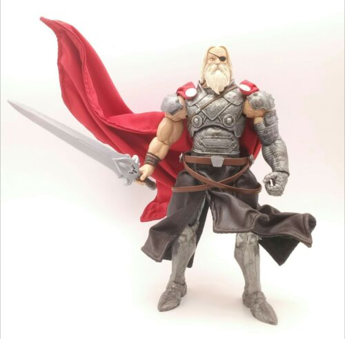 Faux Leather Skirt for Hasbro Marvel Legends Thor King & Odin (No Figure)