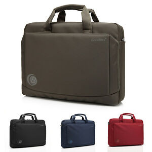 a08ec1b3c8 39.6cm Notebook Computer Laptop Bag per Uomo Donna Valigetta Borsa a ...