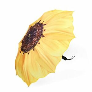 Plemo Folding Umbrella With Anti-Slip Rubberized Grip Windproof Automatic and...