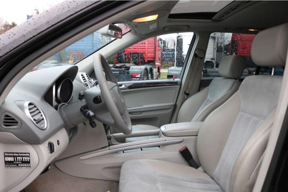 Mercedes ML420 4,0 CDi aut. 4-M Van Diesel aut. 2006 sort km