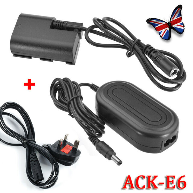 Power Adapter For Canon 5D Mark IV