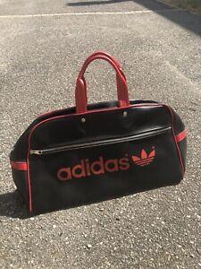Détails sur ancien sac adidas, années 80 VINTAGE, sport