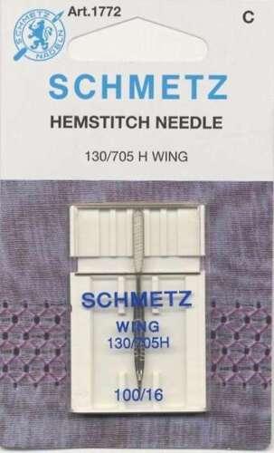 Schmetz Hemstitch Wing Machine Needles