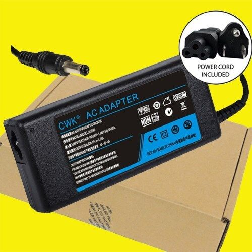 Power Supply AC Adapter Charger For Asus K52F K52F-BBR5 K52J K52JC K52N /&CORD