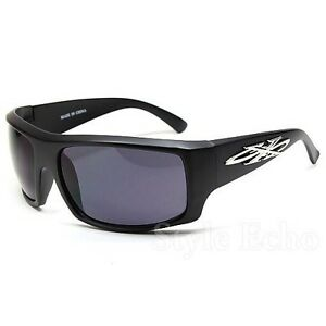 Oversized-Modern-Rectangular-Mens-GXG-Wrap-Sunglasses-with-Logo-Temple