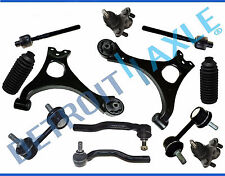 Brand New 12pc Complete Front Suspension Kit for 2006-2011 Honda Civic - Non Si