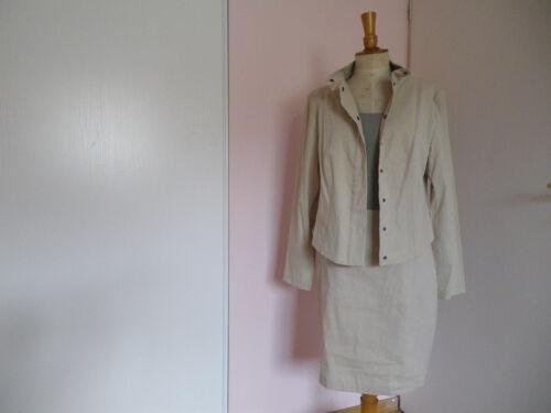 Étiquett Jacket Neuf T Lin Sarah Beige 2 Blouson Femme Pacini Veste 42 nPzT1R