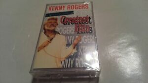 Kenny Rogers Greatest Hits Sealed Cassette New