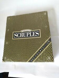 Vintage-034-SCRUPLES-034-Second-Edition-Game-Milton-Bradley-1987