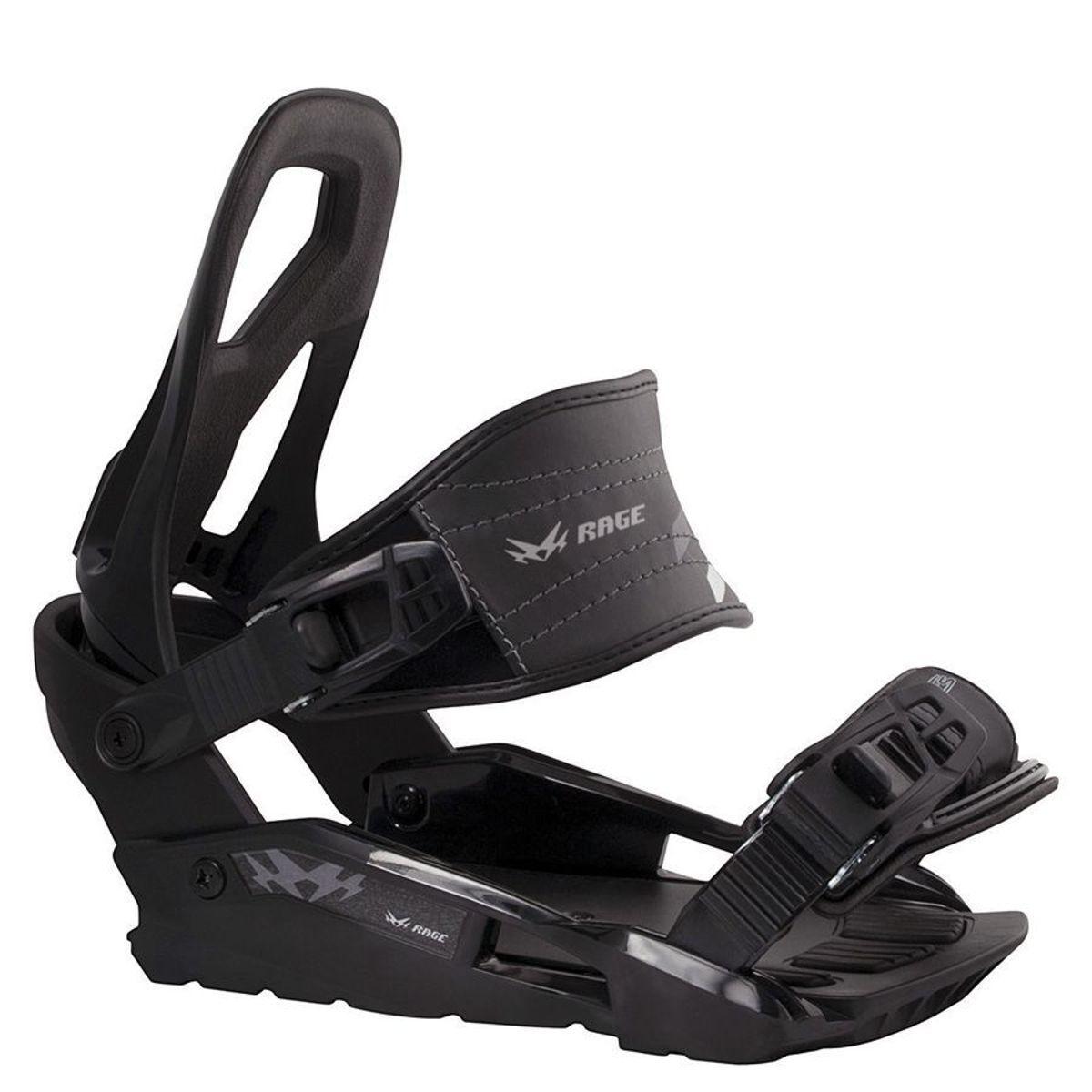 Maffia F50 Snowboard Bindung SP RX 540 Gr. S M für Boots Gr. 38 - 42 black