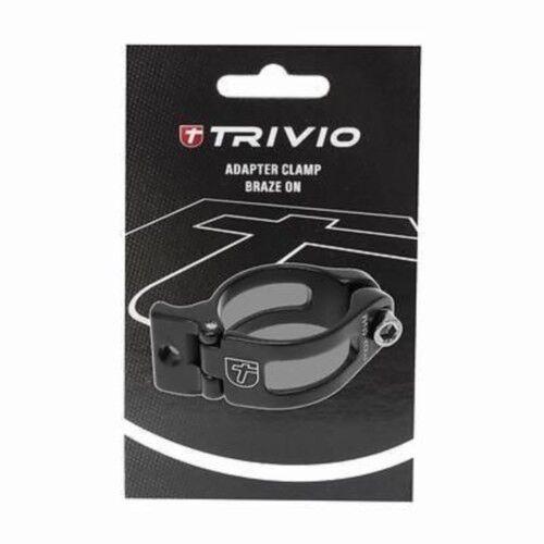 Trivio Umwerferschelle für Rennradumwerfer Anlöt 31,8