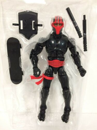 In Stock No Kingpin BAF Piece NEW Marvel Legends Spider-Man Night Thrasher