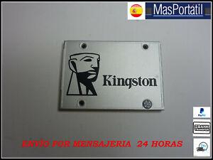Disk-Festplatte-Solid-SSD-SATA-2-5-034-120GB-Kingston-SUV400S37-fuer-Notebook