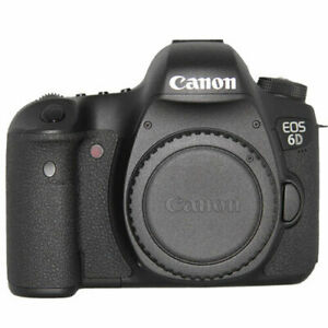 Canon EOS 6D Digital SLR Camera Body (International Version)