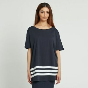 T InkBlanc Adidas Originals Femme Taille 14 shirt Legend IyYbv76fg