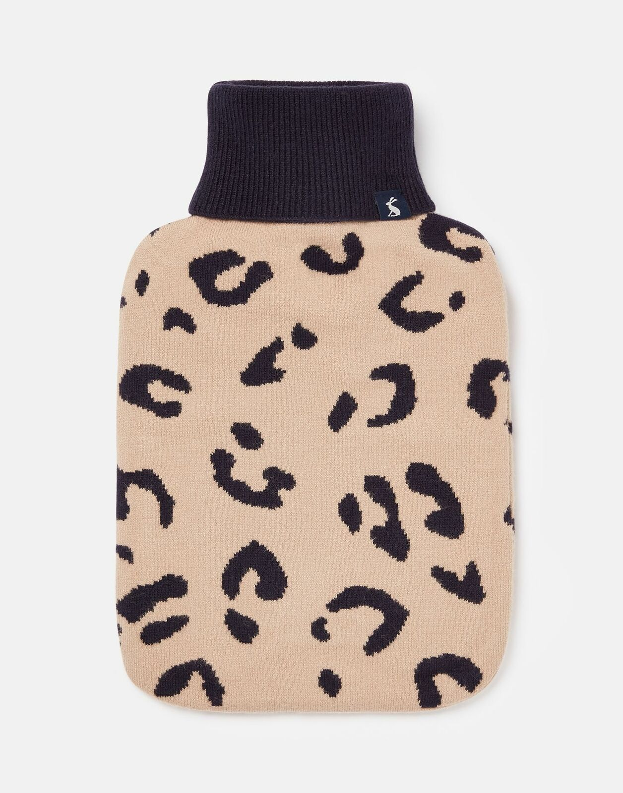 Joules Womens Warmside Hot Water Bottle - Camel Marl - One Size