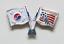 縮圖 5 - PIN'S Insignia FIFA WORLD CUP 1994 Estados Unidos MUNDIAL USA Banderas Futbol