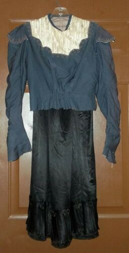 Authentic Antique Old West Prairie Style 1860's -1