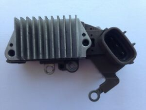 TOYOTA 27700-65010 IN440 OEM DENSO VOLTAGE REGULATOR REPLACES DENSO 126000-7100