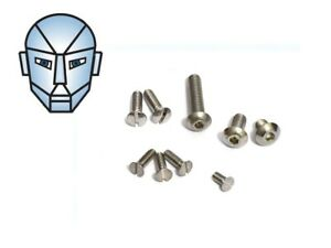 Stainless-Steel-Rebolt-Screw-Kit-Suits-Crosman-1377-1322-amp-2240