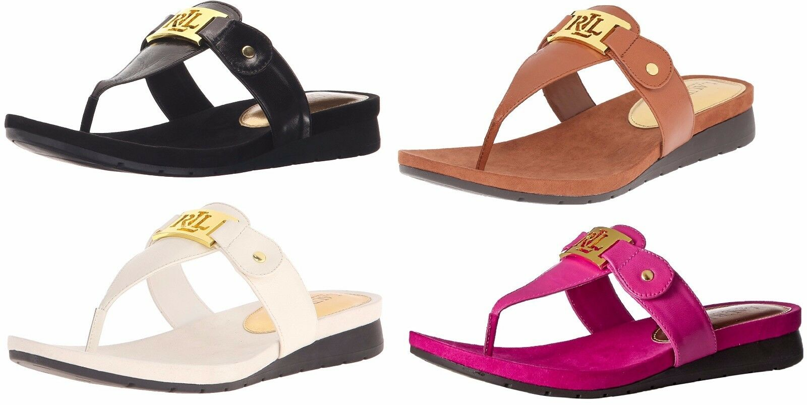Lauren Ralph Lauren Women's Lakin Slide Sandal
