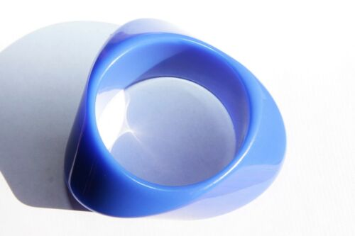 B-04 Clear Silicone RoYaL Bangle bracelet !Big mold .Size:INSIDE IS 67mm.